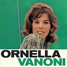 Ornella Vanoni - Ornella Vanoni (Debut Album) + 6 Bonus Tracks [New CD] Bonus Tr