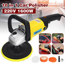 Professional 1600W Electric 6 Variable Speed Car Polisher Buffer Waxer