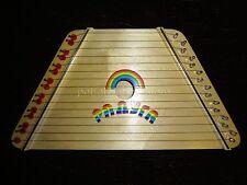 Harp Zither Cimbalom Easy Child Play Rare 15 String Legendary Musical Instrument