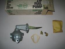 NOS Carter M2348 Fuel Pump For Chrysler Industrial V8 52, 53, 54, 56A