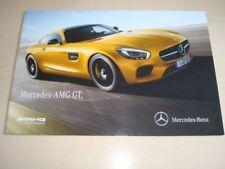 Revistas, manuales y catálogos de motor folletos Mercedes-Benz