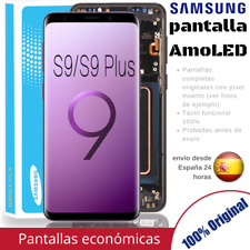 Pantalla completa Samsung Galaxy S9 / S9+ Plus