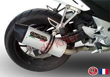 SILENCIEUX GPR FURORE ALU HONDA CB 500 F 2013/16 - H.221.FUAO