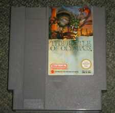 Nintendo NES Game - The Battle of Olympus