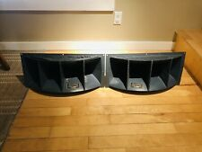 Altec 511E 1.4 inch large format horns pair A5 Voice Of The Theater