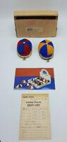 Vintage 1960s  Novelty Jockey Cap Lucky Purse Sales Sample Set