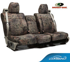 NEW Full Printed Mossy Oak Brush Camo Camouflage Seat Covers / 5102027-26