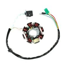 New 8 Coil, 5 Wire Stator Magneto GY6 125cc 150cc ATV Quad Scooter Moped 125 150