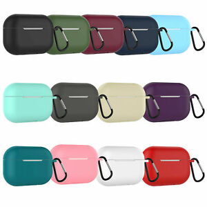 Apple Airpods Pro  Air Pod 3 Silicone Ultra Slim Case Cover Shockproof