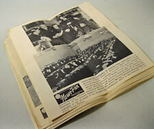 (28) WWII News-Pix News Sheets, Central Pacific Base Command, APO 956, SP1