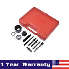 13PC Kit Pulley Puller and Installer Power Steering Pump Remover Alternator AC