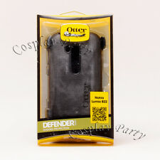 Otterbox Defender Hard Case For Nokia Lumia 822 w/Holster Belt Clip - Black