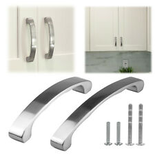 4-6 inch Brushed Nickel Cabinet Pulls Drawer Handle Kitchen Hardware Vanity