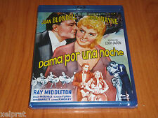 LADY FOR A NIGHT / DAMA POR UNA NOCHE Joan Blondell  John Wayne Bluray-Precinta
