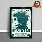Vintage Bob Dylan Poster, Bob Dylan Poster Print , Bob Dylan Decor Wall Art, Bob