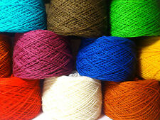 200g/7oz, 100% PURE Quality DK LAMBSWOOL, for hand and machine knitting