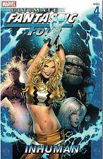 Ultimate  Fantastic Four Volume 4  Inhuman SC  New  40% OFF
