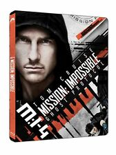 Mission Impossible Ghost Protocol (Limited Edition Steelbook - 4K Ultra HD and