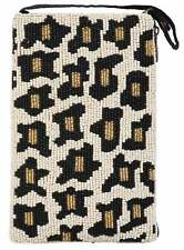 Bamboo Trading Company Cell Phone or Club Bag, Leopard