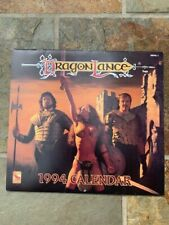More details for dragon lance calendar 1994 - 10th anniversary edition - unused, never hung