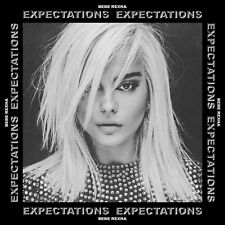 Bebe Rexha - Expectations (SIGNED/Autographed) CD [NEW SEALED]