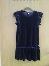 Esprit,Kleid,blau,140,neu,Zwillinge,Mädchenkleid