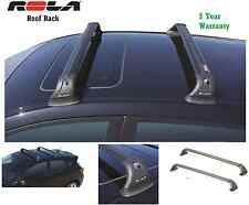 ROLA CUSTOM FIT ALUMINUM 110LBS ROOF RACK 2010-2013 MAZDA 3 5 YEAR MFG WARRANTY