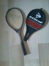 Racchetta tennis Dunlop John MC Enroe Autograph Vintage periodo inizio anni 80.