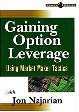 Gaining Option Leverage: Using Market Maker Tactics (DVD, 2005)