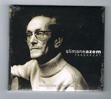 SLIMANE AZEM -TASEKKURT - CD 10 TITRES - 2008 - NEUF NEW NEU