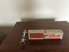 MECHANICAL ENAMEL ICE CUBEOR SUGAR CUBE GRABBER (THREE CROWNS. MADE IN SW