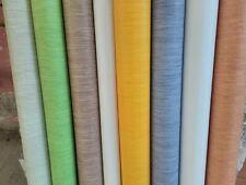 TOVAGLIA CERATA IN PLASTICA AL METRO tinta unita disponibili in tanti colori