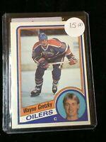 F17928 1984-85 Topps #51 Wayne Gretzky