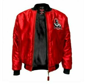 Veste MR Olympia Hiver Joe Weider's Red Limited Rare Bodybuilding Fitness