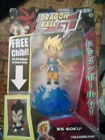 Super Saiyan Goku - Dragon Ball GT - Unleashed Fury - Action Figure - NEW