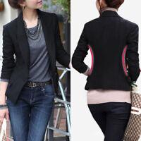 Plus Size Womens Casual Slim Smart Business Blazer Suit Jacket Coat Outwear Tops