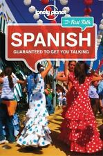 Lonely Planet Fast Talk Spanish [Phrasebook]