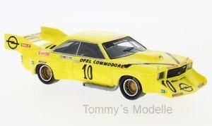 Opel Commodore B Jumbo Steinmetz #10 Hockenheim 1973 - 1:43 Neo