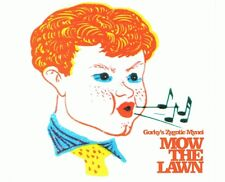 GORKY'S ZYGOTIC MYNCI - Mow The Lawn - Maxi CD - Old Fanny Mahooney