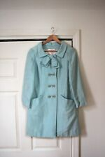 Vintage 1960s 60s 1950s 50s Mod Mam'selle by Betty Carol Silk Jacket Coat