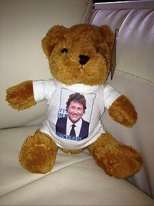 MICHAEL BALL CUDDLY TEDDY BEAR