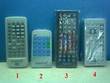 Telecomando Lettore Dvd Mpeg4 Mp3 Lcd Amstrad