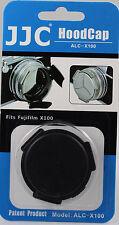 Pro Hood Cap for Fuji X100 X100S X100T Digital Camera auto lens cap with hood
