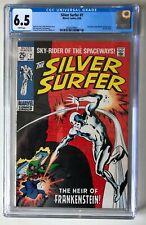 Silver Surfer 7 CGC 6.5