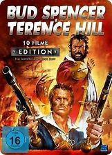 Bud Spencer & Terence Hill (2013) 4 DVDs in Metallbox