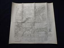 Landkarte Meßtischblatt 3548 Rüdersdorf, Erkner, Grünheide, Woltersdorf, 1945