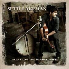 """Seth Lakeman - Tales From The Barrelhouse (NEW 12"""" VINYL LP)"""