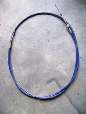 Push / Pull Control Cable Assembly - P/N: 19207-1340213 NEW  13ft