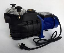 Poolpumpe megafixx MPP900 Schwimmbadpumpe 900 Watt bis 19 m³/h - 1 1/2 Zoll