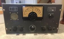 Mackay Submarine Long Range Radio Receiver US Maritime WWII Era KC 15-650